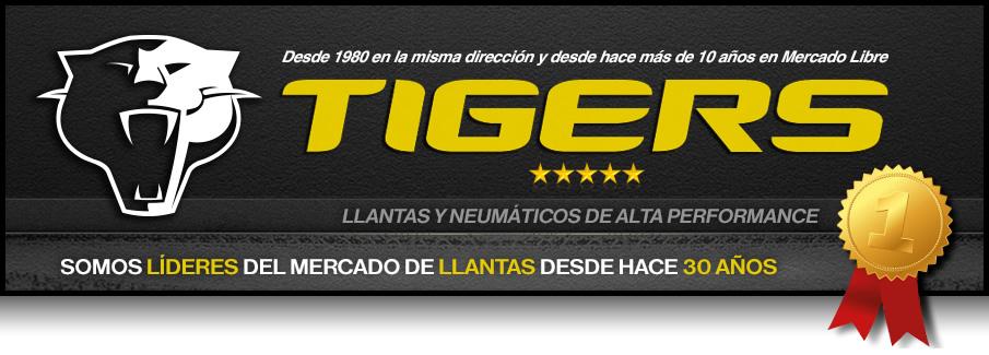 :: Tigers :: Llantas y neumáticos de alta performance